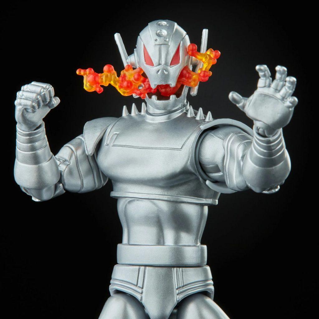 Marvel Legends Series Iron Man Wave BAF Ursa Major