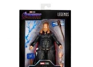 Marvel Legends The Infinity Saga Thor [Avengers Endgame]