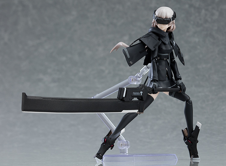 Figma Heavily Armed High School Girls Ichi [another]