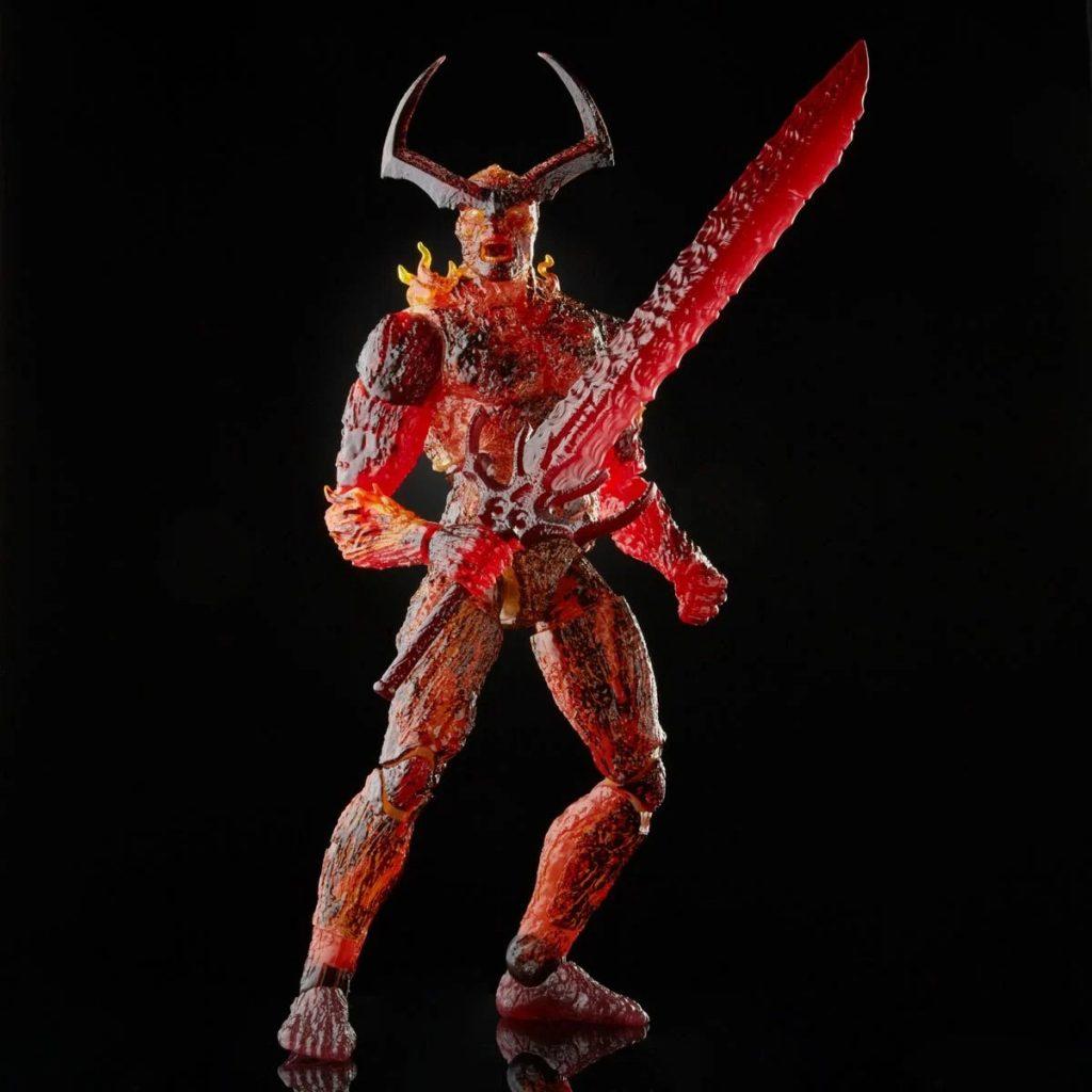 Marvel Legends Surtur [Thor: Ragnarok] - The Infinity Saga