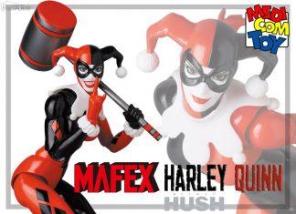 Mafex Series No. 162 Harley Quinn [Batman: Hush]