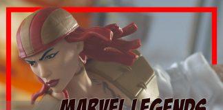 Marvel Legends Lady Deathstrike Short Review