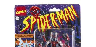 Marvel Legends Retro Collection Spider-Man 2099
