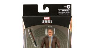 Marvel Legends Target Exclusive Mobius [Loki]