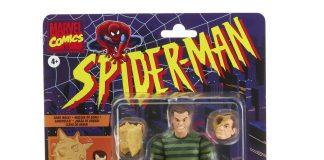 Marvel Legends Spider-Man Retro Collection Sandman