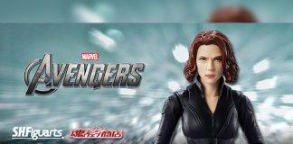 S.H.Figuarts Black Window [Avengers]