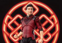 S.H.Figuarts Shang-Chi and the Legend of the Ten Rings