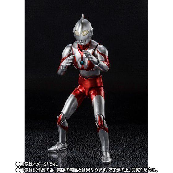 S.H.Figuarts Ultraman 55th Anniversary Ver.
