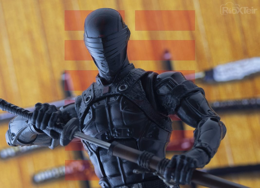 Snake Eyes The Sheath and The Sword