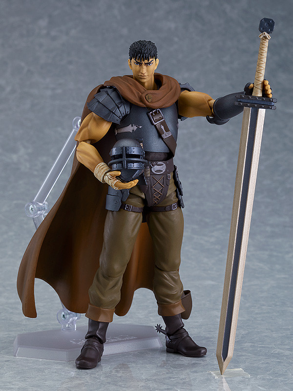 Figma 501 Guts: Band of the Hawk ver. Repaint Edition