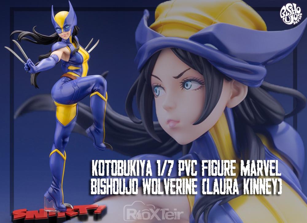 Kotobukiya 1/7 PVC Figure Marvel Bishoujo Wolverine (Laura Kinney)