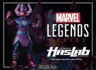 Marvel Legends Galactus by Haslab