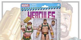 Marvel Legends Retro Collection Classic Hercules