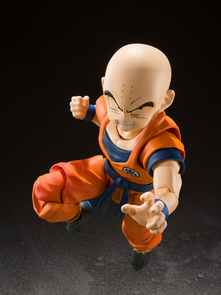 S.H.Figuarts Krillin -The Strongest Man On Earth-