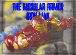 The Modular Armor - Iron Man